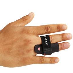 Sujeción y protector de dedo Hombre/Mujer STRONG 500 negro