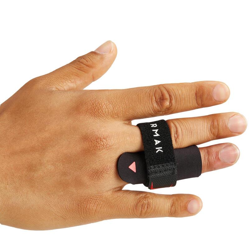 Men's/Women's Finger Strap Strong 500 - Black