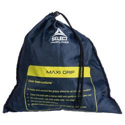 Handbal Maxi Grip Select geel/blauw maat 2