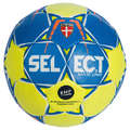 HANDBALL BALLS Handball - Maxi Grip Adult - Yellow/Blue SELECT - Handball