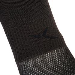 Chaussettes antidérapantes Gym Stretching & Pilates kaki