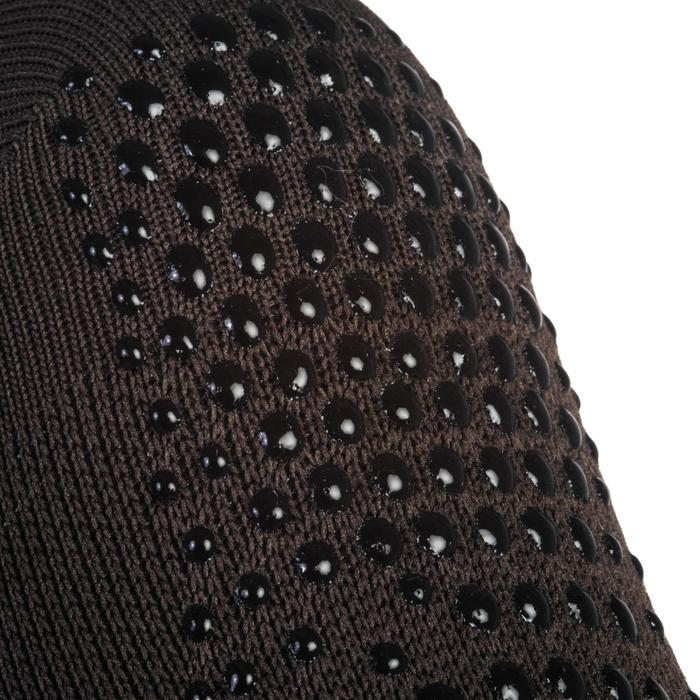 Chaussettes antidérapantes fitness - 1336504