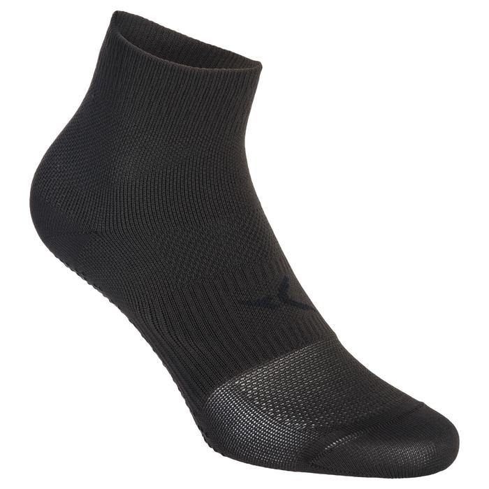 Chaussettes antidérapantes fitness - 1336523