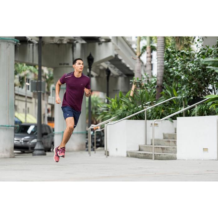 Laufschuhe Run Comfort Herren rot