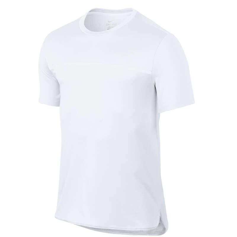 Tunna tenniskläder som andas, herr Herr - T-shirt CHALLENGER herr vit NIKE - Överdelar