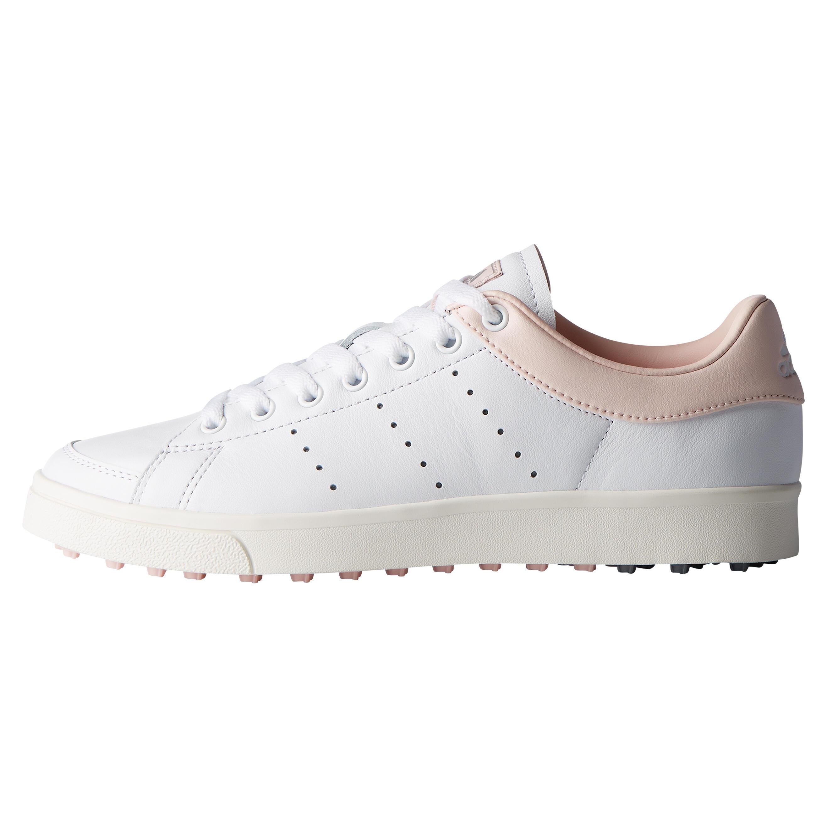 2413185 Adidas Golfschoenen Adicross Classic voor dames wit