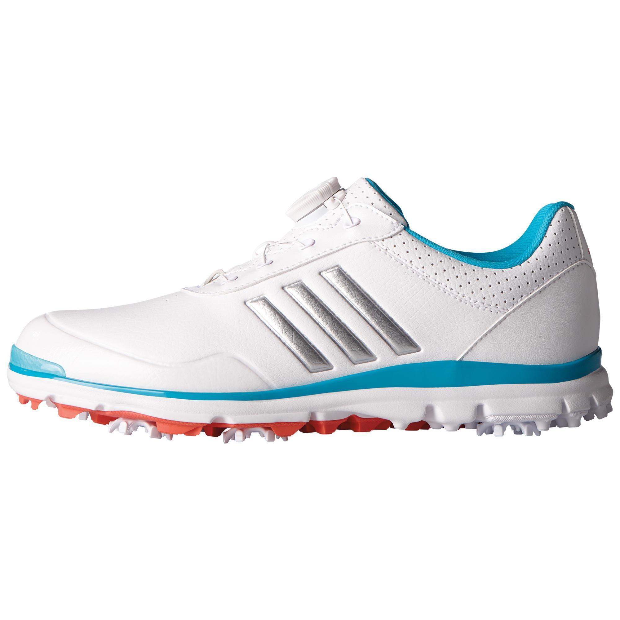 Adidas Golfschoenen Adistar Lite Boa voor dames wit