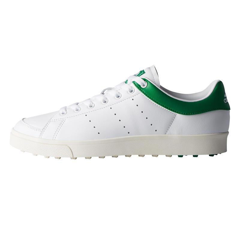 CHAUSSURES DE GOLF HOMME ADICROSS Classic blanches