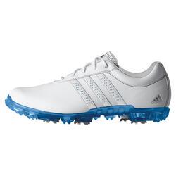Golfschoenen Adipure Flex voor heren wit
