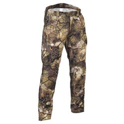 Pantaloni silenziosi traspiranti caccia 900 FURTIV mimetici