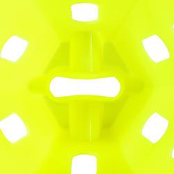 Pionnen set van 6, 30 cm hoog geel - 133665