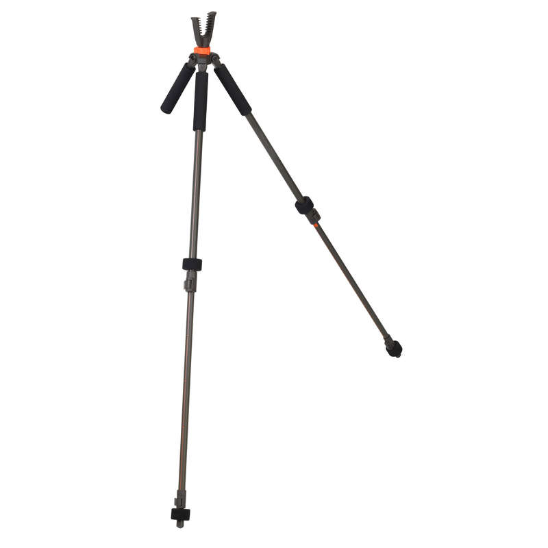 STALKING ACCESSORIES Shooting and Hunting - 100 BIPOD GREEN SOLOGNAC - Hunting Types