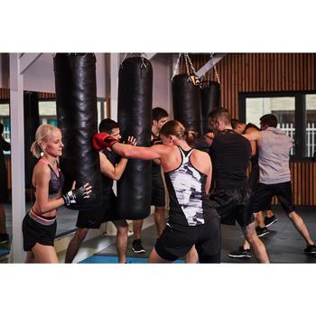 Mitaines de Boxe 100, entrainement sac de frappe - 1336734