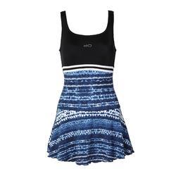 Loran Flo Skirt Women's One-Piece Swimsuit - Black