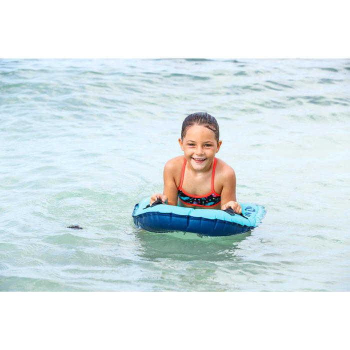 Bodyboard gonflable Discovery Kid bleu - 1336870