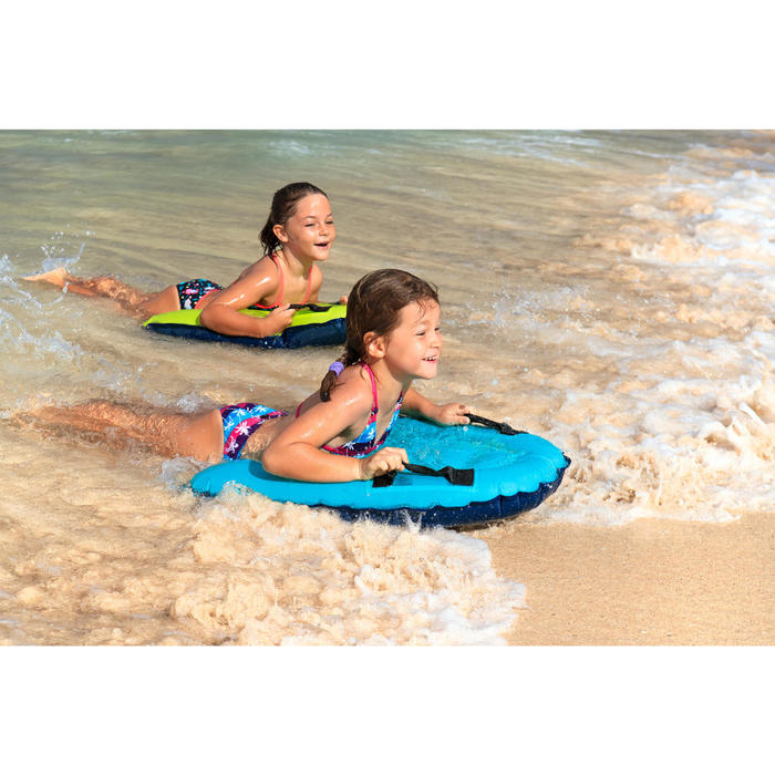 Bodyboard gonflable Discovery Kid bleu - 1336874