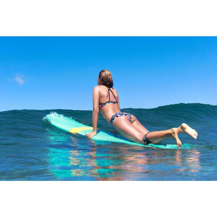 Sujetador de bikini mujer BALCONET ESCOTADO ELO STREET con espalda en U o X
