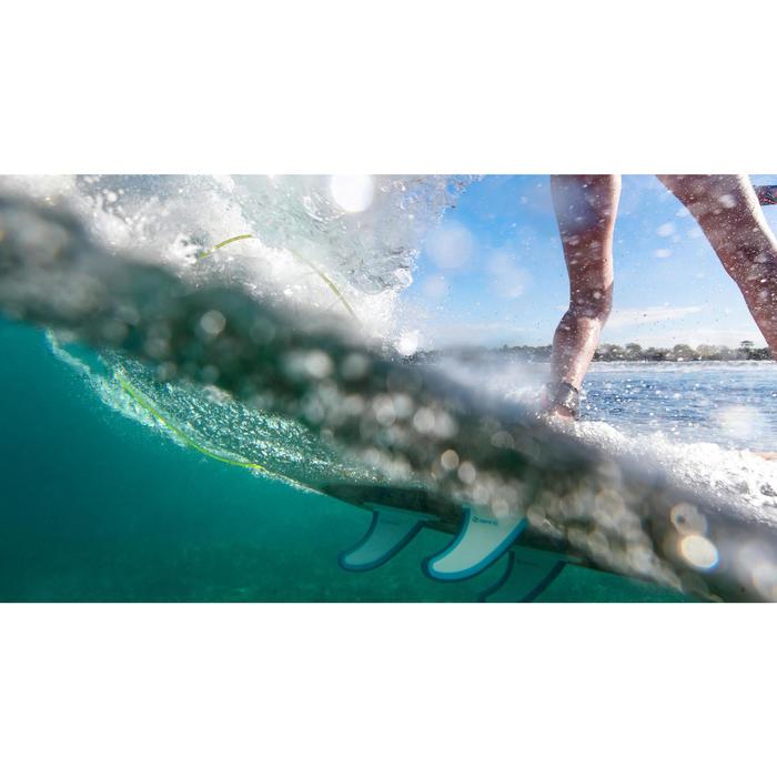 Quilla 100 no cortante de surf para tablas de espuma