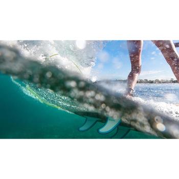 Vin met zachte rand voor foam surfboards