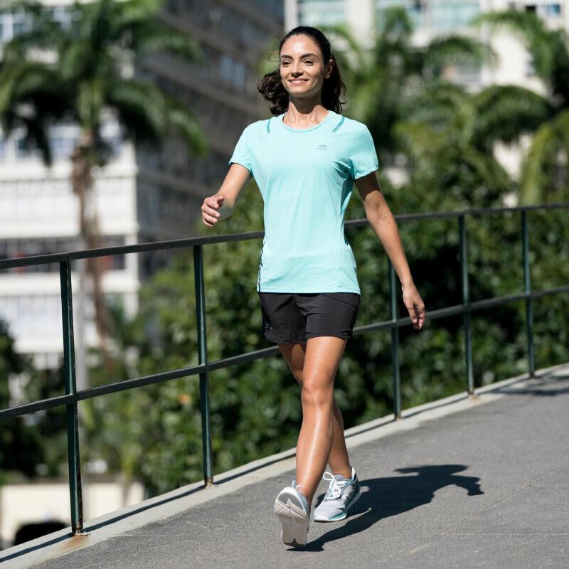 pancia piatta camminata sportiva