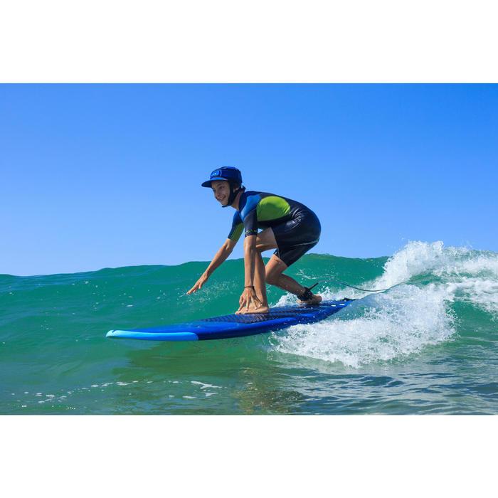 Planche de surf en mousse 500 7'. Livrée avec leash et ailerons. - 1336918