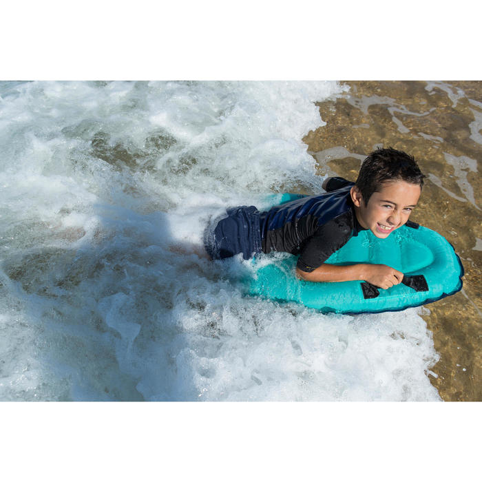 Bodyboard gonflable Discovery Kid bleu - 1336928