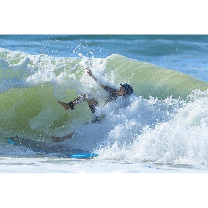 Casque pour la pratique du surf  , soft ,bleue - 1336933