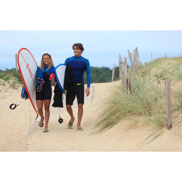 Surfboard 500 9' longboard met FCS-vinnen - 1336944