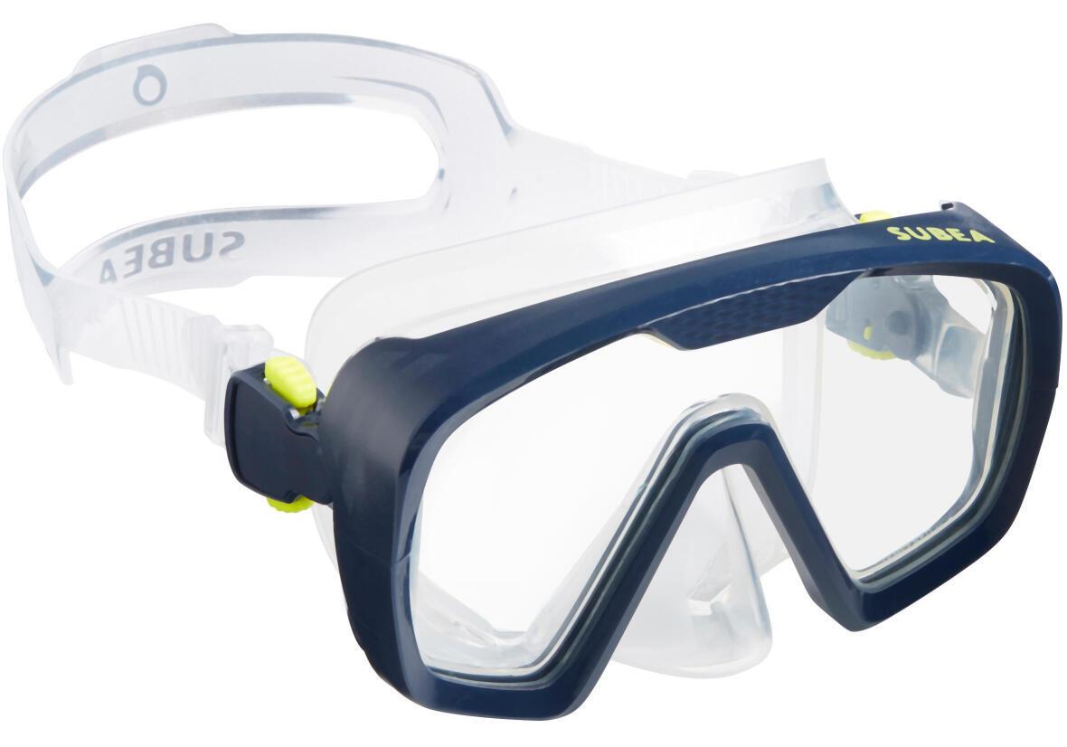 scd 100 diving mask dkb