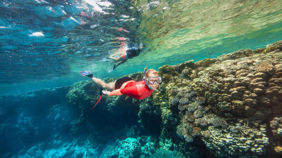 snorkelen Subea Decathlon