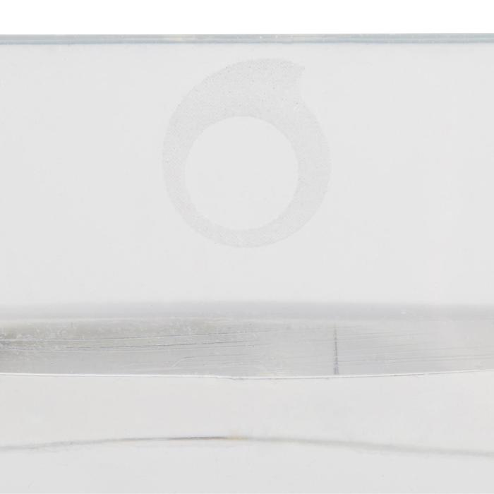 Schnorchelmaske SNK 500 Erwachsene grau