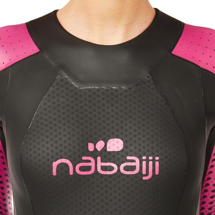 Neopreen dameswetsuit voor zwemmen OWS 900 4/2 mm koud water