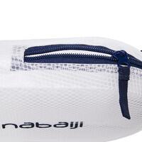 Pochette imperméable 100 3L bleu blanc