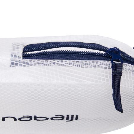 Водонепроникна сумка 100, 3 л - Біла/Синя