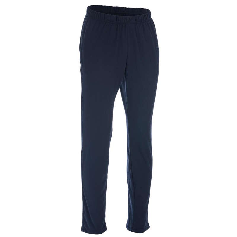 MAN GYM, PILATES COLD WEATHER APPAREL - 100 Regular Gym Bottoms - Blue NYAMBA