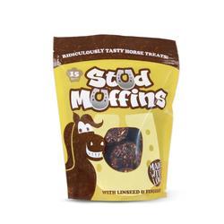 Snoepjes Stud Muffins ruitersport paard en pony 15 stuks