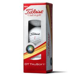 Golfbälle DT TruSoft 12 Stück