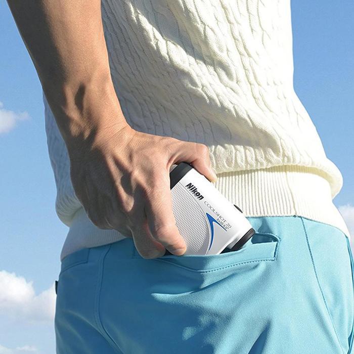 Laserafstandsmeter voor golf Nikon Coolshot 20