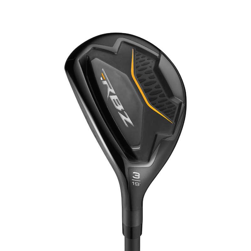 GOLFKLUBBOR VAN Golf - Hybrid regular vänster RBZ TAYLORMADE - Golf 17