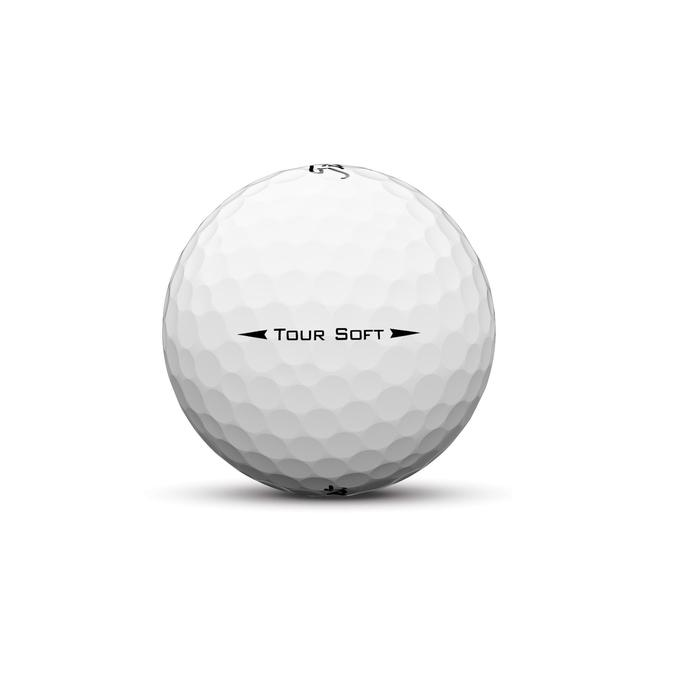 Bola de Golf TOUR SOFT X12 Blanco