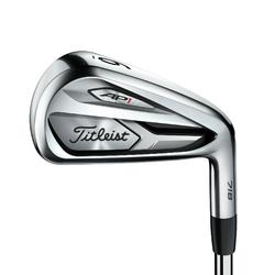 Serie de hierros de golf hombre AP1 Grafito Regular TALLA 2 VELOCIDAD MEDIA