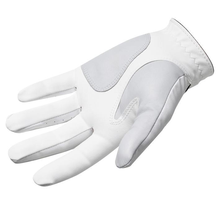Golfhandschoen voor heren Weathersof rechtshandig wit