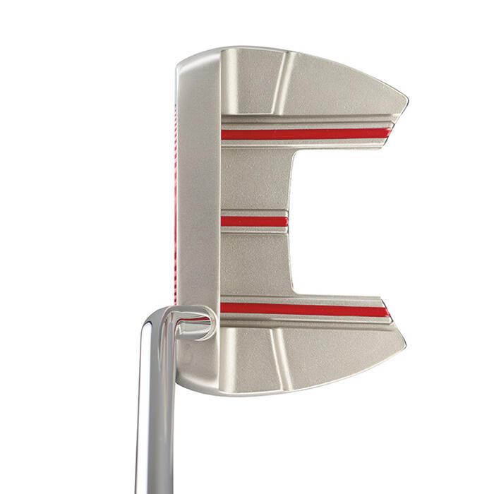 """Putter Golf Adulto diestro Monza Red Line 34"""""""