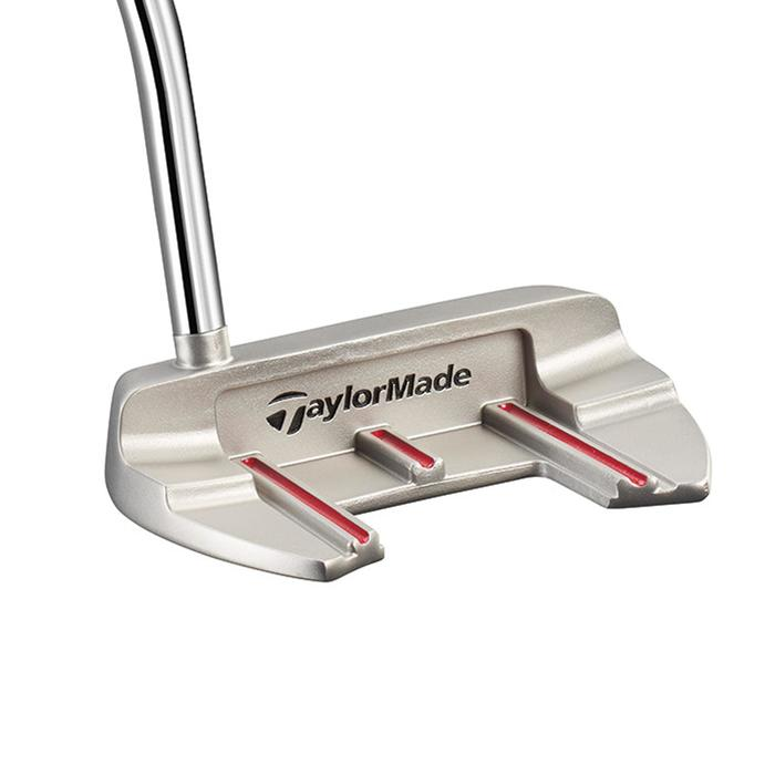 "Putter Golf Adulte droitier Monza Red Line 34"" - 1337340"