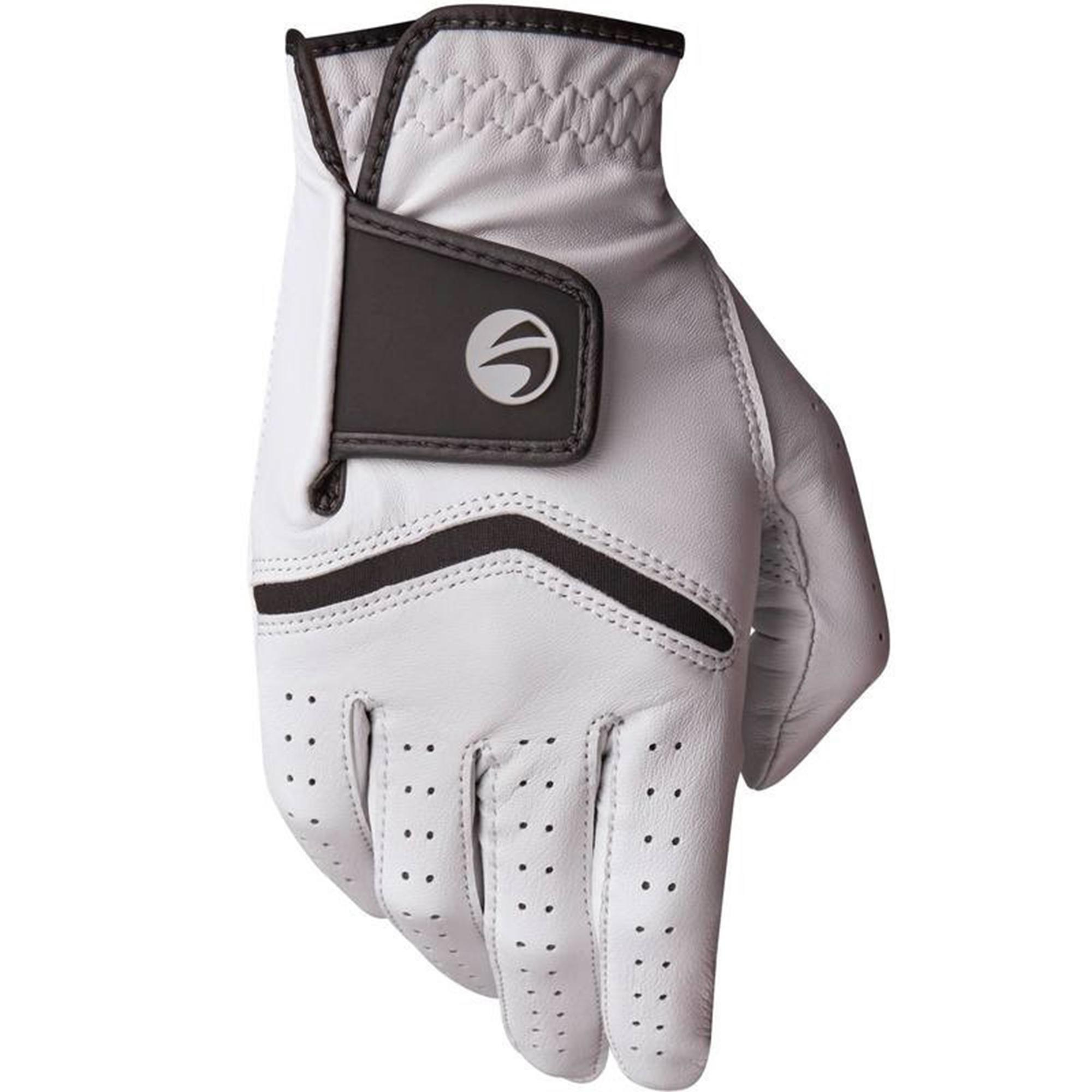 Golfhandschuh 500 LH (für die rechte Hand) Damen weiß   Accessoires > Handschuhe   Weiß   Elasthan - Leder   Inesis