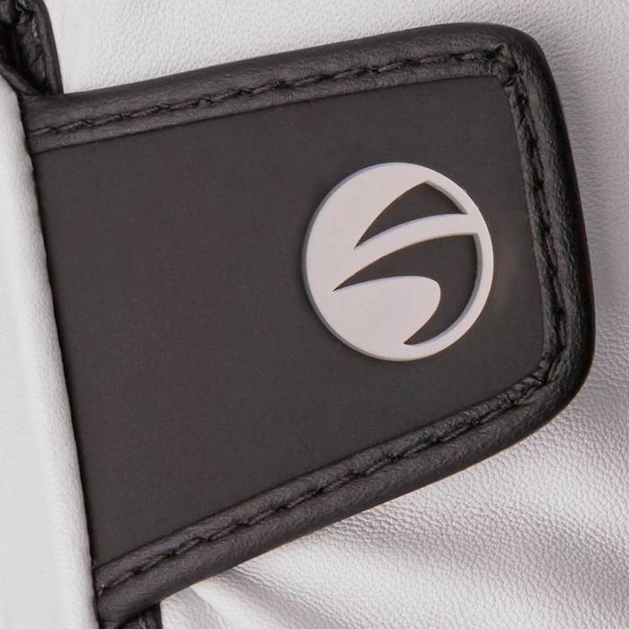 Gant de golf femme 500 confirmée et experte gauchère blanc - 1337368