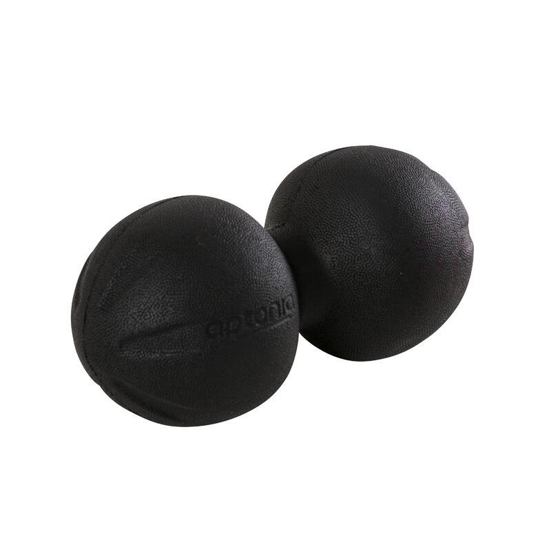 Balle de massage 500 double forme cacahuète