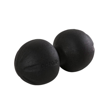 MASSAGE BALL 500 DOUBLE, PEANUT SHAPE