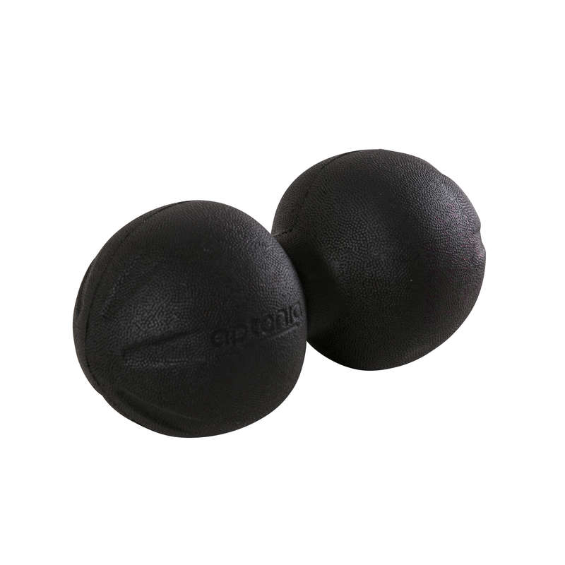 RECOVERY & PREPARATION ACCESSORIES Recovery and Injury - MASSAGE BALL 500 DOUBLE APTONIA - Equipment