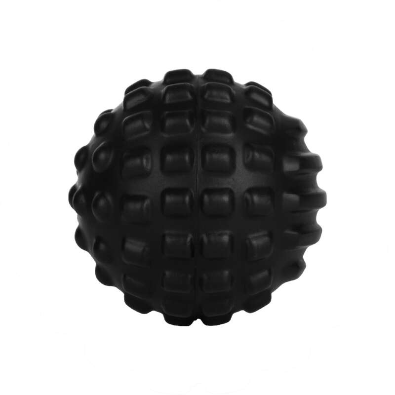 RECOVERY & PREPARATION ACCESSORIES Recovery and Injury - MASSAGE BALL SMALL BLACK APTONIA - Equipment